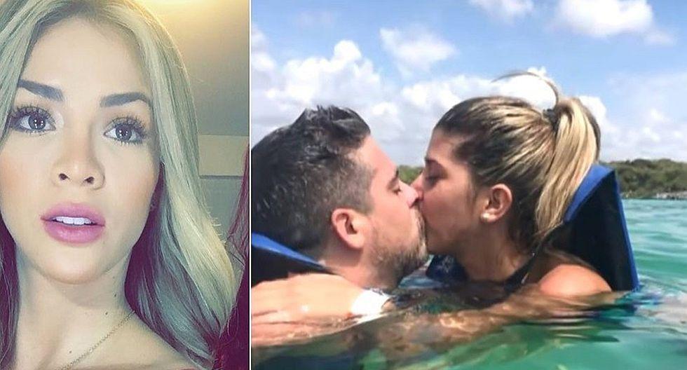 Pedro Moral se luce con nuevo amor y se olvida de Sheyla Rojas │VIDEO