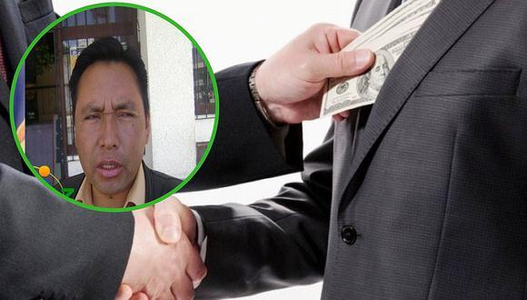 Exalcalde pasará 10 años preso por actos de corrupción en Áncash