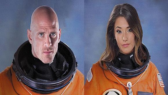 Planean hacer primera película sexual en el espacio