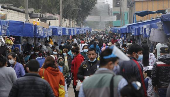 El número de personas con COVID-19 sigue incrementándose a nivel nacional. (Foto: Lino Chipana/GEC)