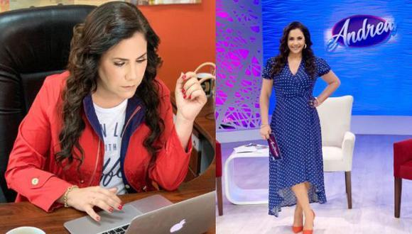 Andrea Llosa se ha convertido en la nueva estrella de ATV