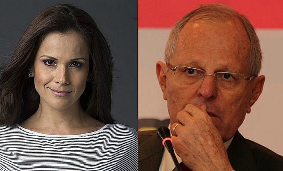 Mónica Sánchez se pronunció en Twitter tras renuncia de PPK