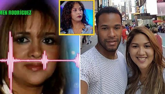 Carmen Rodríguez, esposa de Puma Carranza defiende a su yerno Carlos Cáceda (VIDEO)