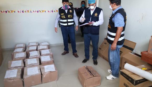 La Fiscalía tiene en la mira a la Macrorregión Policial Lambayeque. (Foto: Ministerio Público)