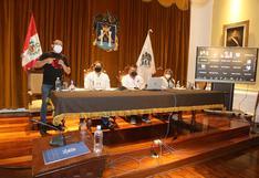 Advierten censura a Sagasti de no reunirse con autoridades trujillanas para tomar medidas contra el COVID