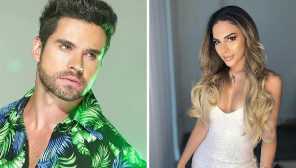 Stephanie Valenzuela: otra expareja de Eleazar Gómez muestra su indignación por acuerdo económico entre la cantante y el actor. (Foto: Instagram / @tefivalenzuela / @eleazargomez333)