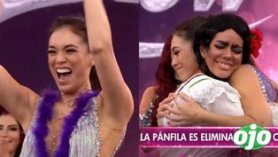 Reinas del Show: La Pánfila es eliminada y Jazmín Pinedo continúa en competencia │VIDEO