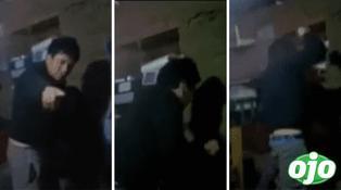 Niña graba brutal agresión a su madre en Ayacucho: Huyeron de su padre y viajaron a Lima | VIDEO