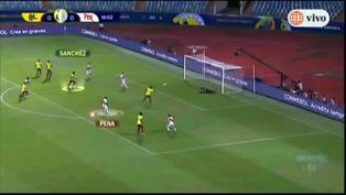 Copa América: Revive el gol de Sergio Peña