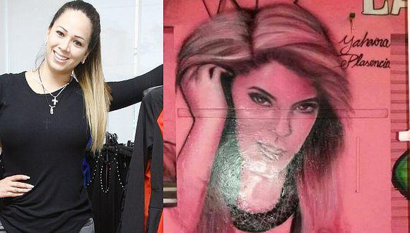 ¡No la suelta! Melissa Klug arremete contra Yahaira Plasencia por mural (VIDEO)