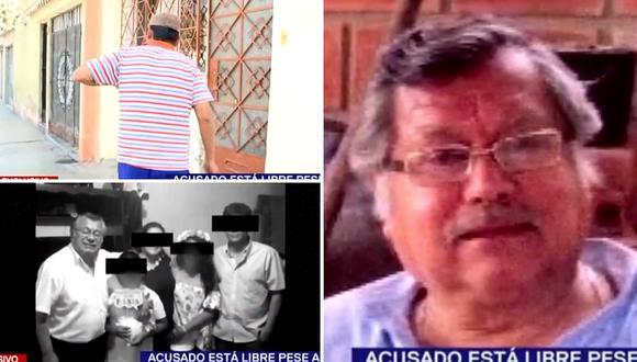 Padre afirma que su hija miente al acusar a su abuelo de abuso sexual (VIDEO)