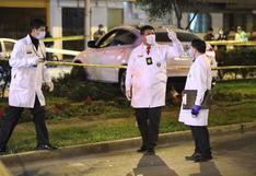 Callao: Hombre es asesinado cuando manejaba moderno auto | FOTOS