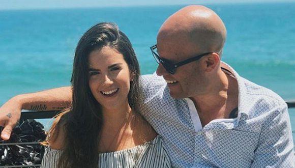 Gian Marco dedica tiernas palabras a su hija por cumpleaños