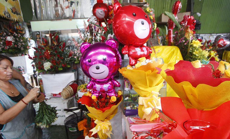San Valentín: Venta de flores desde cinco soles raya en esta fecha [VIDEO]
