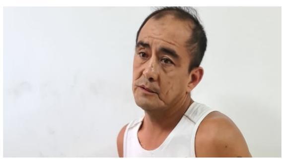 Personal del Instituto Nacional Penitenciario (INPE), lo trasladó desde Trujillo hasta un penal en Tacna. (Foto: Archivo GEC)