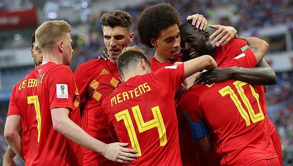 Bélgica golea por 3-0 a Panamá en su debut en Rusia 2018 (VÍDEOS)