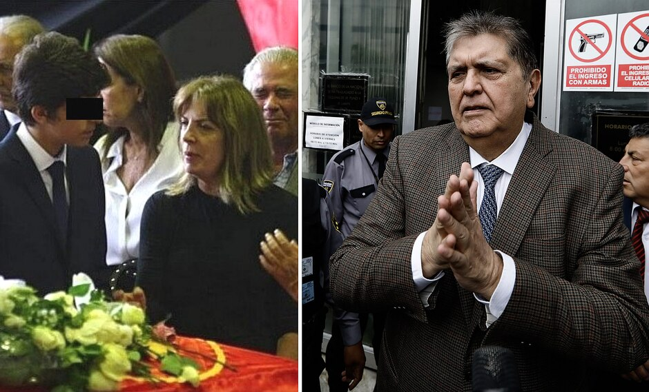 Alan García: Federico Danton revela qué le dijo su padre a Roxanne Cheesman antes de morir