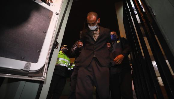 Álvaro del Río será internado en las próximas horas en un penal de la capital.