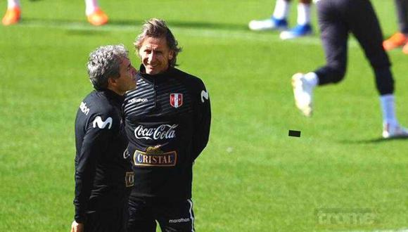 Néstor Bonillo es el preparador físco de la Selección Peruana comandada por Ricardo Gareca. (Foto: GEC)