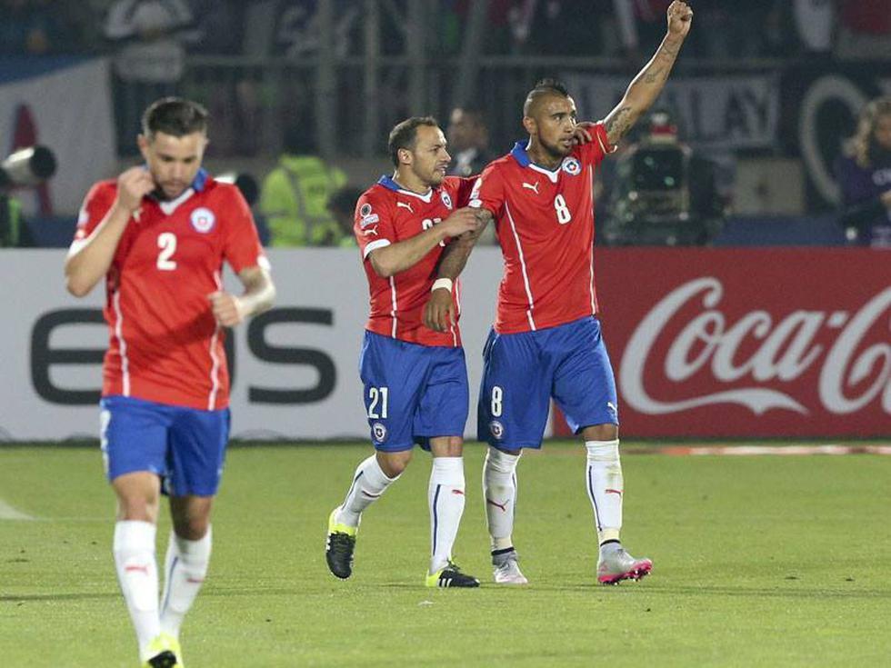 Copa América 2015: Chile venció 2-0 a Ecuador en su debut [FOTOS]