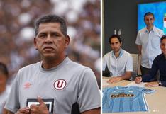 """'Puma' Carranza sobre Alejandro Hohberg: """"Los que se van a Cristal se vuelven fríos"""""""