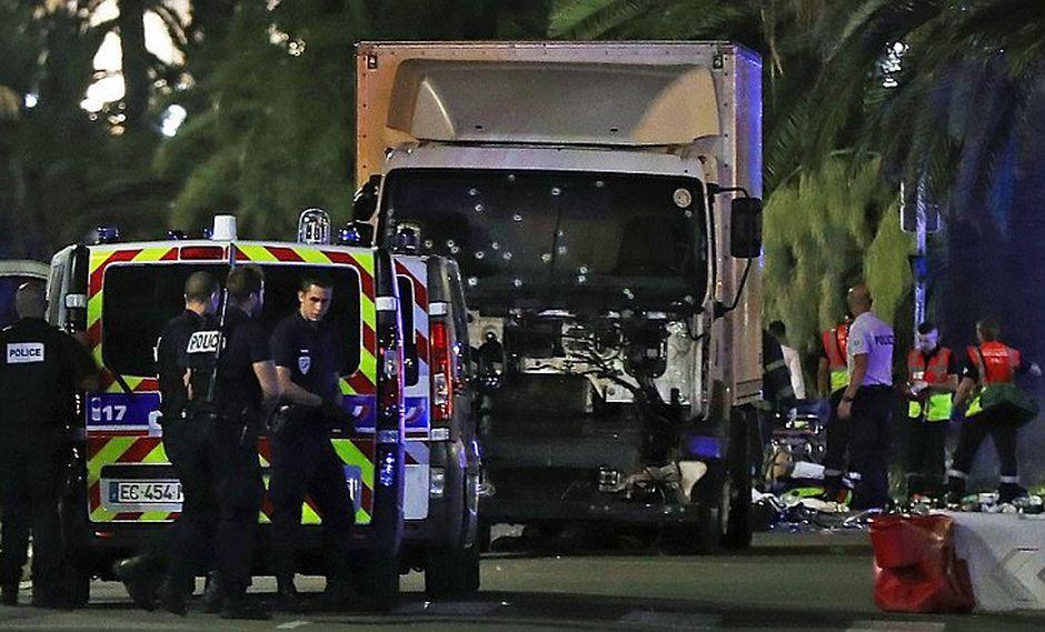 Francia: Periodista fue testigo del ataque a Niza y dio más detalles