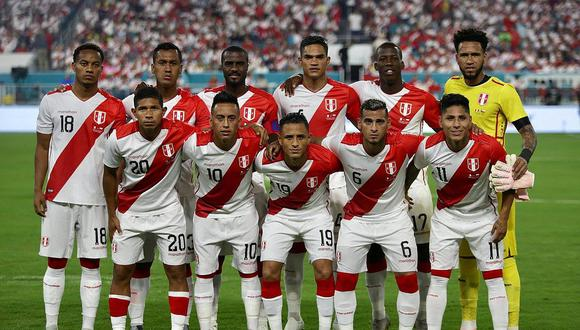 Selección peruana disputará amistosos contra El Salvador y Paraguay
