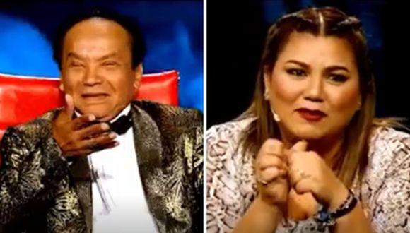 Melcochita se confiesa Captura: Latina TV