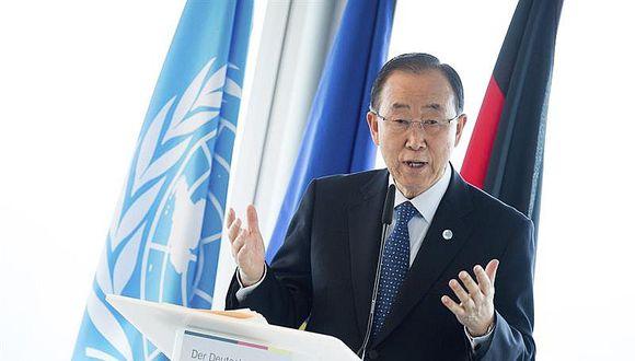 Acusan a Ban Ki-moon de callar ante crímenes de Arabia Saudita