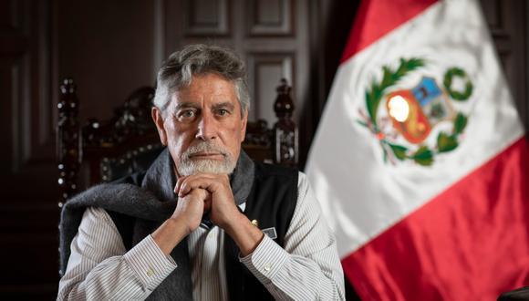 Sagasti brinda HOY al mediodía su última conferencia de prensa como Presidente del Perú