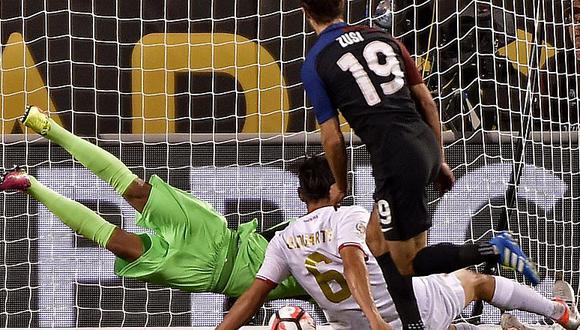 Estados Unidos revive con una goleada 4-0 a Costa Rica por la Copa América Centenario [FOTOS]