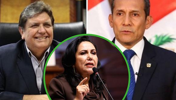 """Alan García y Ollanta Humala recibirán más de 32 mil soles cada uno por """"gratificación navideña"""""""