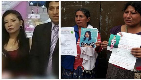 Familiares exigen justicia por asesinato de madre y su hijita de cinco años