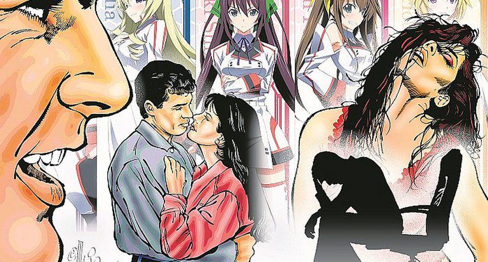 """Mi novia me terminó porque veo muchos animes: """"Mi pasatiempo es reunirme con personas otaku"""""""