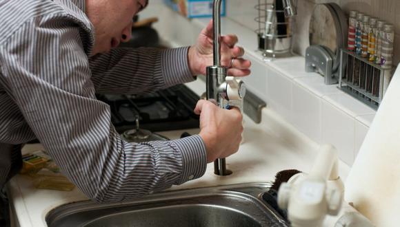 El fregadero de la cocina debe mantenerse en las mejores condiciones, tanto de funcionamiento como de limpieza. (Foto: Pixabay)