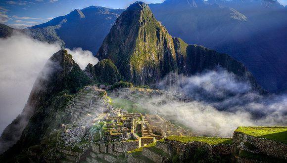 Cusco: autoridades locales organizaron una ceremonia en la Plaza Manco Cápac, en Aguas Calientes.