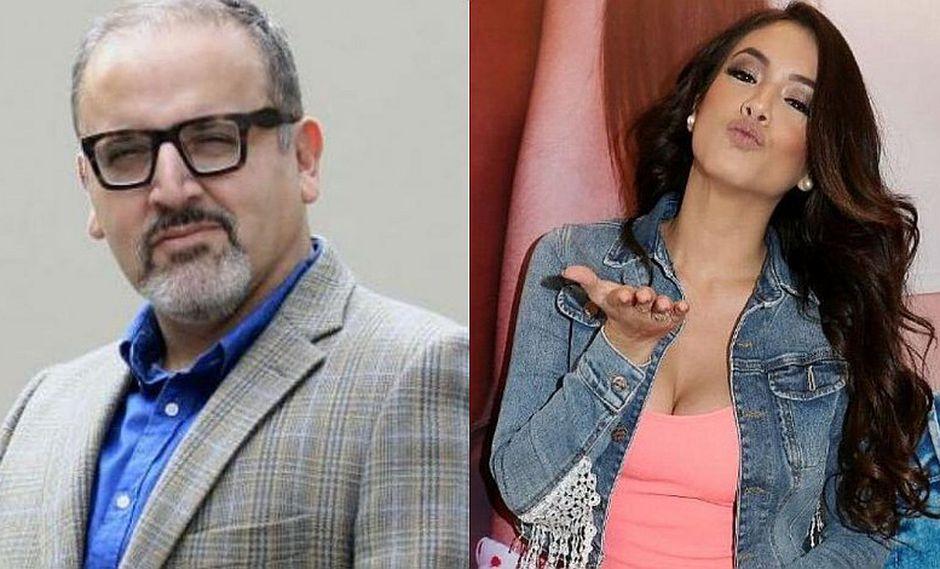 Beto Ortiz defiende a Jazmín Pinedo tras polémica