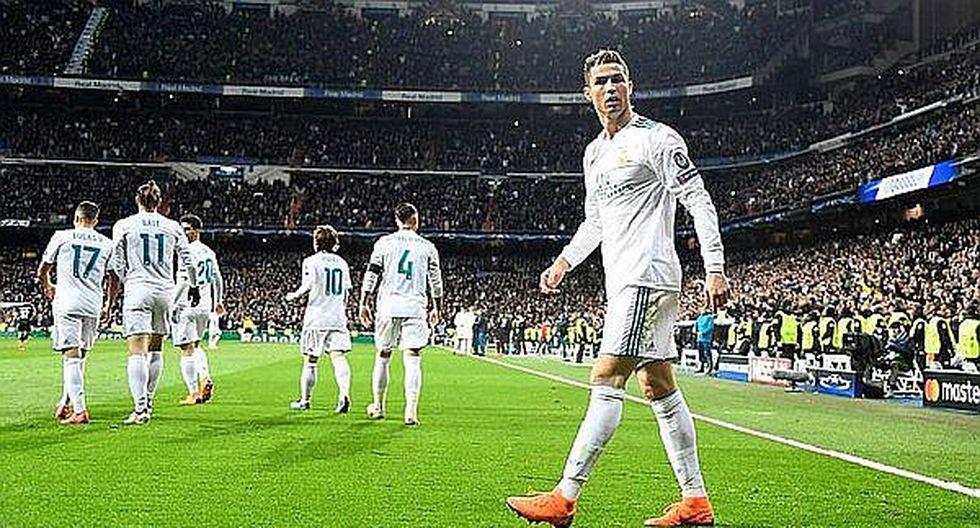 Real Madrid gana por 3-1 a PSG en los octavos de final de la Champions League