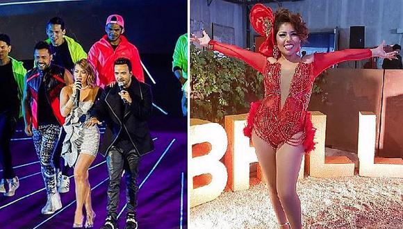 Susan Ochoa revela que rechazó propuesta para cantar en los Panamericanos porque tenía otro contrato