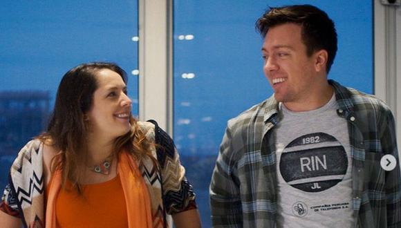Yidda Eslava y Julián Zucchi mantienen una relación sólida hasta el momento (Foto: Instagram)