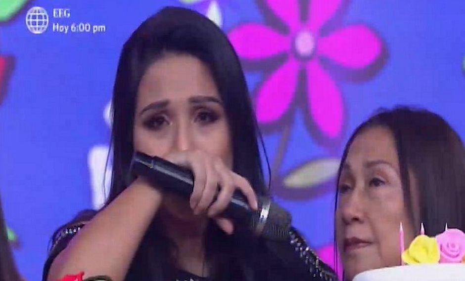 Tula Rodríguez cumple 42 años, pero llora al recordar a Javier Carmona | VIDEO