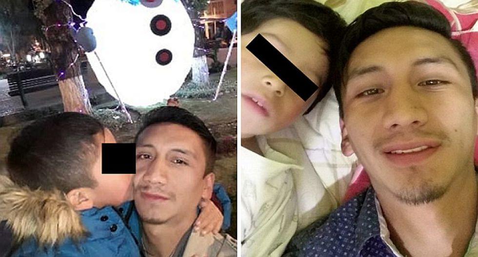 Joven padre muere al caer por el tragaluz de su casa en Huaraz