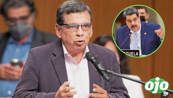 Hernando Cevallos dijo que todavía no se ha tratado en el Gabinete la polémica entre Guido Bellido y la Cancillería. (Foto: Andres Paredes Wong / @photo.gec | AFP )
