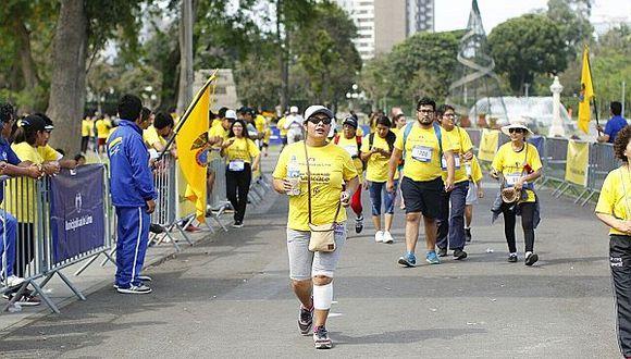 Papa Francisco en Perú: miles de peruanos participan en maratón realizada por su visita