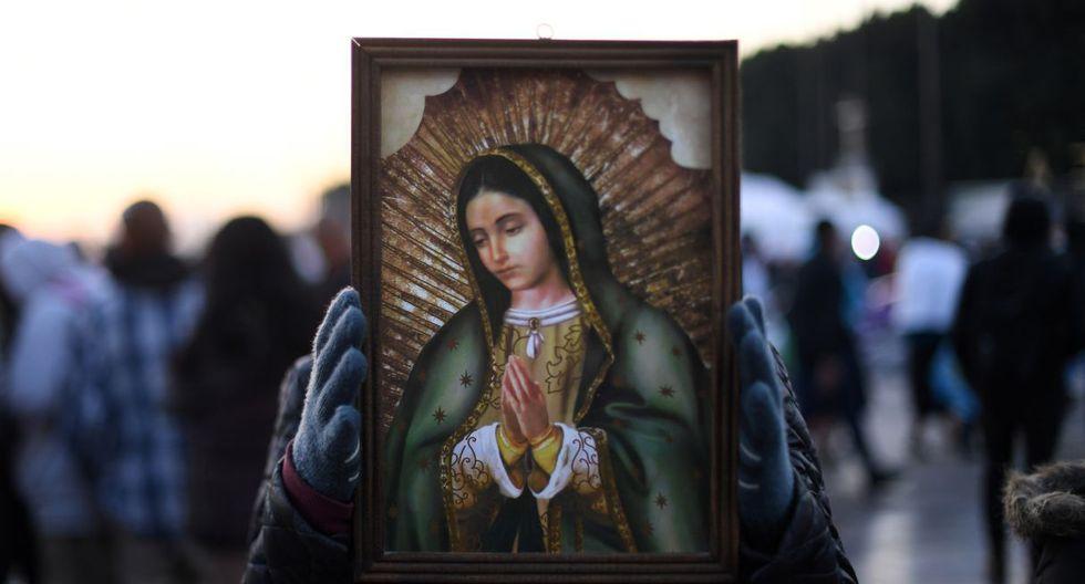 Han pasado tres siglos desde que Juan Diego Cuauhtlatoatzin vio a la Virgen. (Foto: AFP)