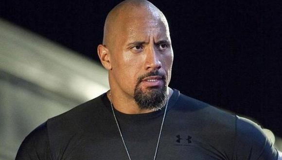 """El actor Dwayne Johnson, más conocido como 'La Roca', lamentó la partida de Chadwick Boseman, protagonista de """"Black Panther"""", quien falleció a los 43 años por el cáncer de colon. (Foto: Universal Pictures)"""