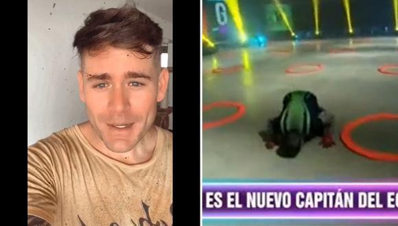 Foto y video: Instagram Pancho Rodríguez   América TV