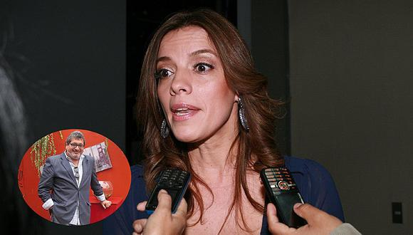 Ricky Tosso: Patricia Alquinta dice que se despidió de ella con este detalle