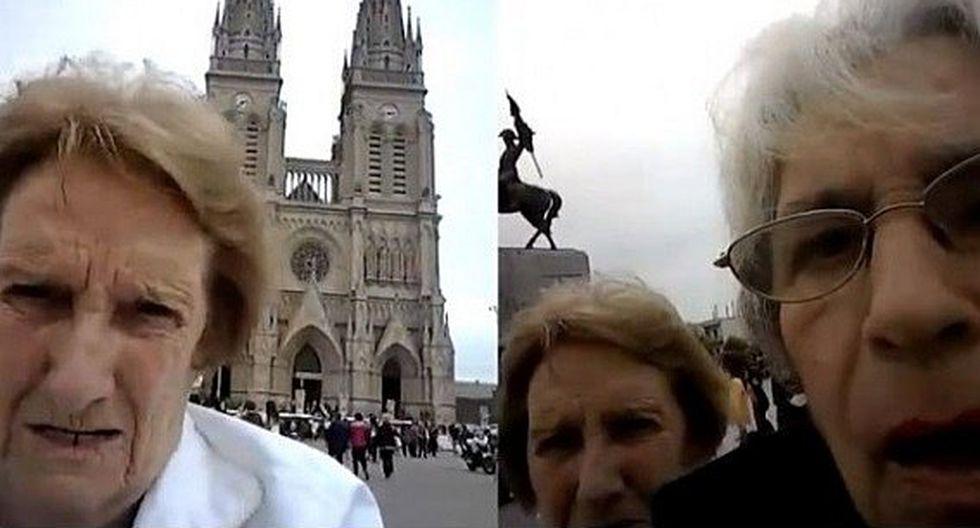 Intentaron sacar una foto y no pudieron, pero conquistaron las redes (VIDEO)