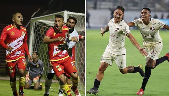 Universitario de Deportes se enfrenta a Sport Huancayo por la Liga 1